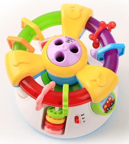 Игровой центр Happy Baby IQ-Base (10)