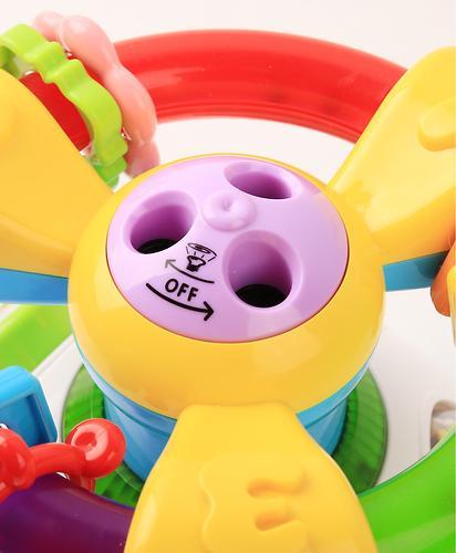 Игровой центр Happy Baby IQ-Base (11)