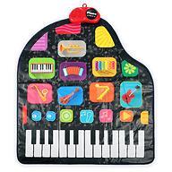 Игровой музыкальный коврик Happy Baby 330095 Grammix