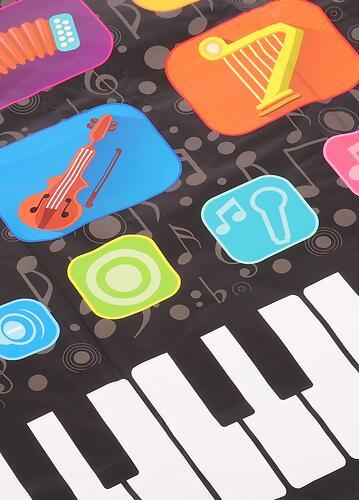 Игровой музыкальный коврик Happy Baby 330095 Grammix (6)