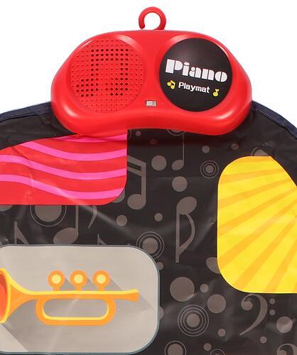 Игровой музыкальный коврик Happy Baby 330095 Grammix (7)