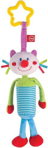 Игрушка-колокольчик Happy Baby Perky Kitty (3)