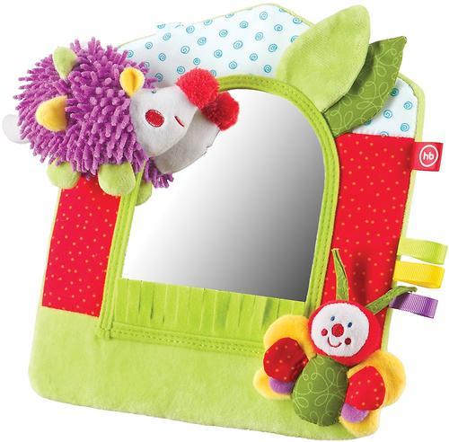 Игрушка-зеркало Happy Baby Mirror Garden (4)