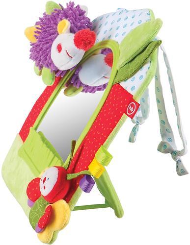 Игрушка-зеркало Happy Baby Mirror Garden (5)
