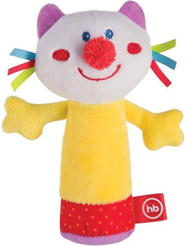 Игрушка-пищалка Happy Baby Cheepy Kitty (3)