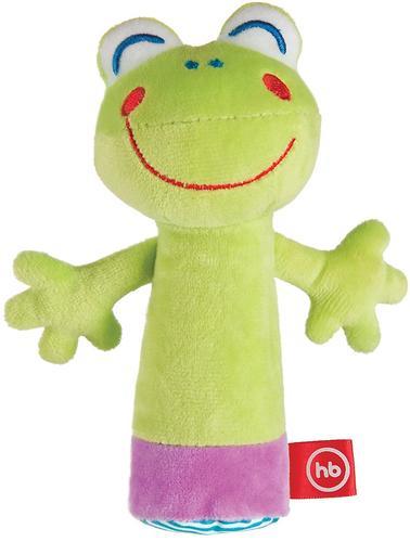 Игрушка-пищалка Happy Baby Cheepy Frogling (3)