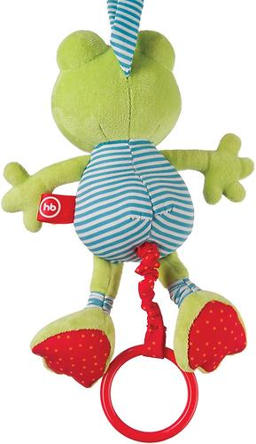 Игрушка мягконабивная Happy Baby Frolic Frogling (5)