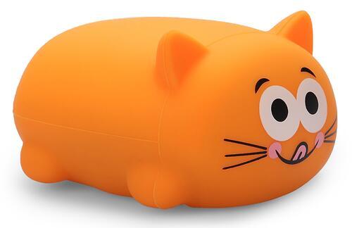 Игрушка Happy Baby котик Soft&Joy 330374 Оранжевый (1)