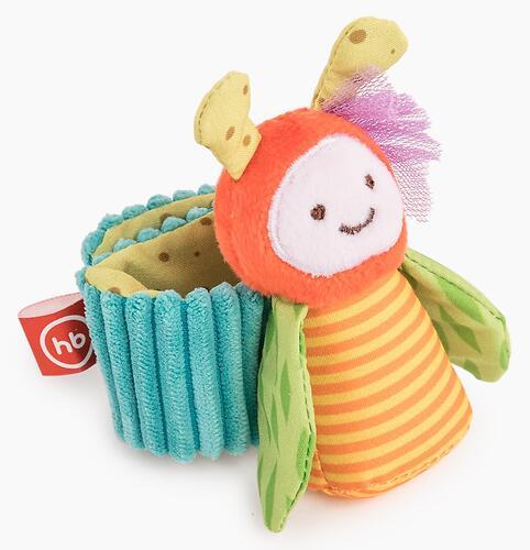 Браслет-погремушка Happy Baby Пчёлка Маринка (3)