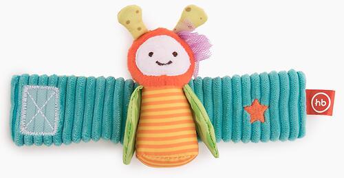 Браслет-погремушка Happy Baby Пчёлка Маринка (4)
