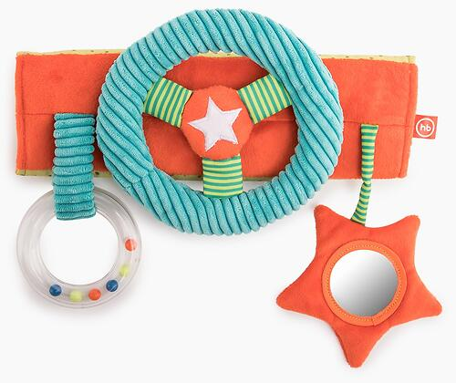 Развивающая игрушка Happy Baby Ты рулишь (4)