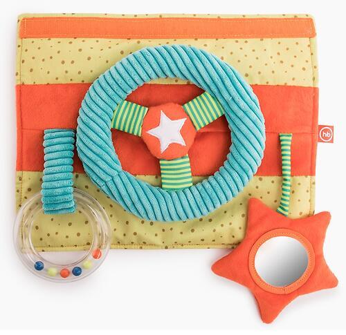 Развивающая игрушка Happy Baby Ты рулишь (5)