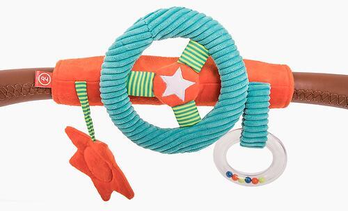 Развивающая игрушка Happy Baby Ты рулишь (6)