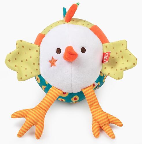 Интерактивная игрушка Happy Baby Курочка Ксюша (3)