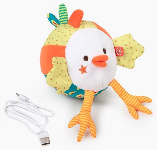 Интерактивная игрушка Happy Baby Курочка Ксюша (4)
