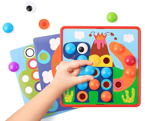 Игрушка-пазл Happy Baby Art-Puzzle (7)