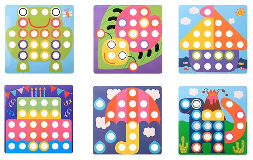 Игрушка-пазл Happy Baby Art-Puzzle (11)