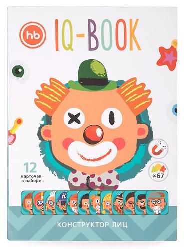 Магнитный пазл Happy Baby IQ-Book (6)