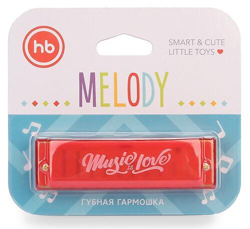 Губная гормошка Happy Baby 331853 Melody (4)