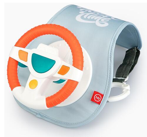 Игровой руль Happy Baby Pilot (7)