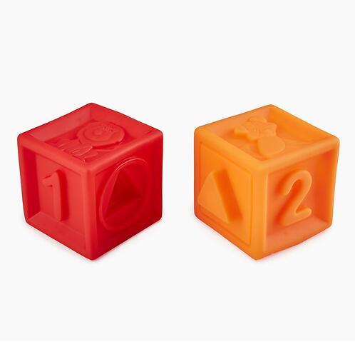 Кубики конструктор Happy Baby Funny Blocks (6)