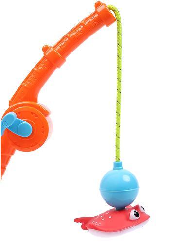 Набор игрушек Happy Baby для ванной FISHMAN Orange (6)