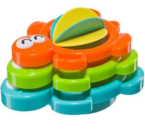 Набор игрушек Happy Baby для ванной AQUA TURTLES (3)