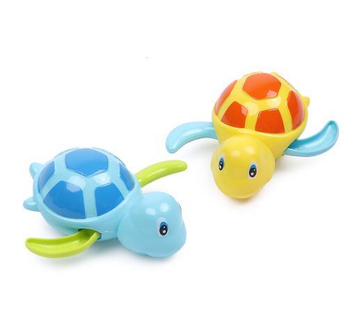 Игрушка Happy Baby Swimming Turtles Blue and Yellow (4)