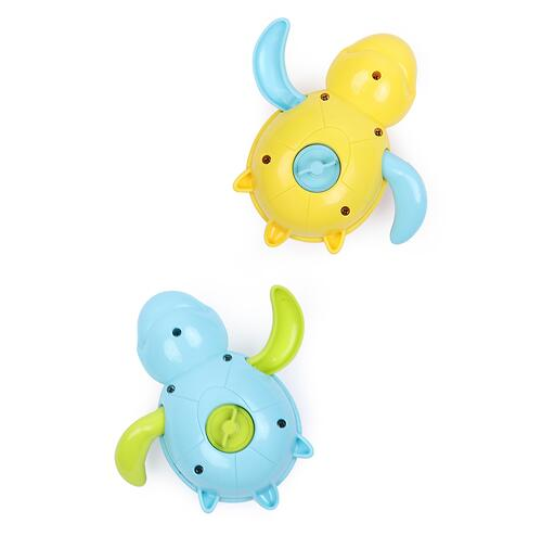 Игрушка Happy Baby Swimming Turtles Blue and Green (5)
