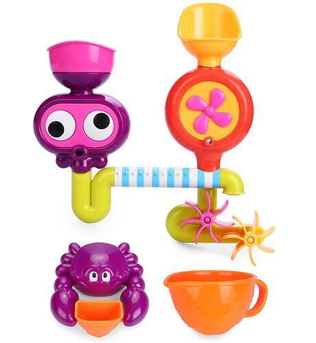 Набор игрушек Happy Baby для ванной EUREKA (7)