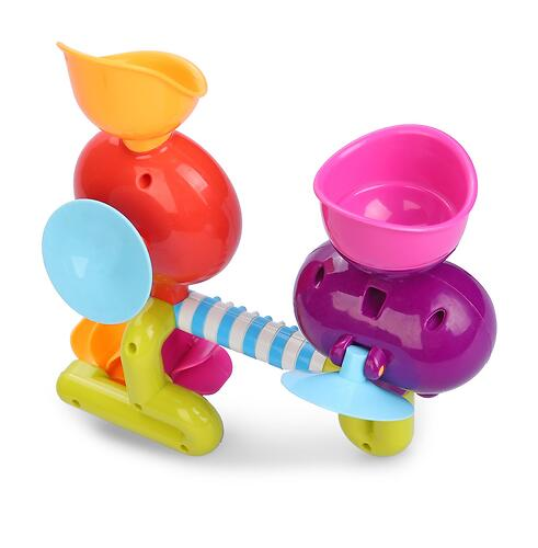 Набор игрушек Happy Baby для ванной EUREKA (9)