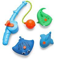 Набор игрушек Happy Baby для ванной FISHMAN