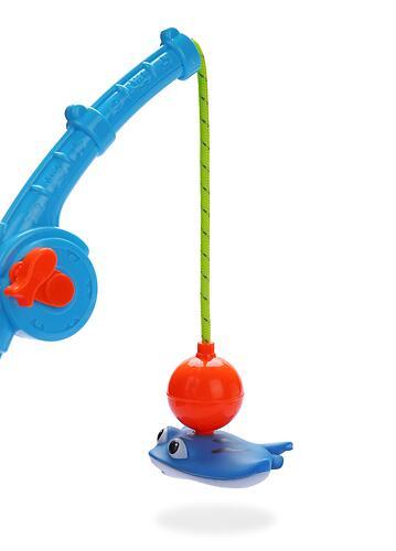 Набор игрушек Happy Baby для ванной FISHMAN (7)