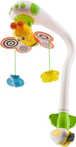 Музыкальный мобиль с проектором Happy Baby Magic Butterflies (6)