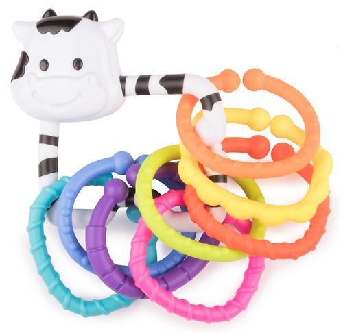 Погремушка Happy Baby Moo-Ring (4)