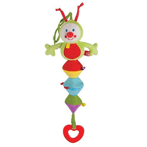 Игрушка-погремушка Happy Baby CHATTY CATERPILLAR (5)