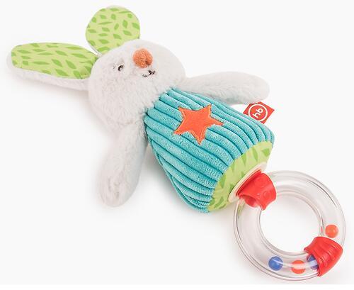 Погремушка-трещотка Happy Baby Заяц Макс (4)