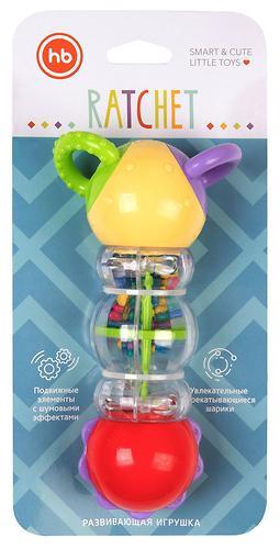 Развивающая игрушка Happy Baby Ratchet (6)