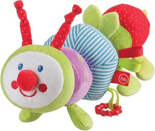 Игрушка Happy Baby IQ-Caterpillar (6)
