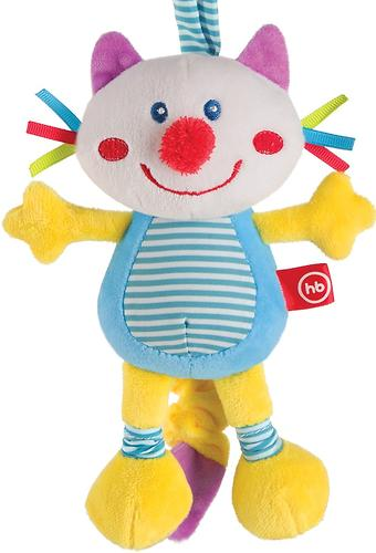 Игрушка мягконабивная Happy Baby Frisky Kitty (4)