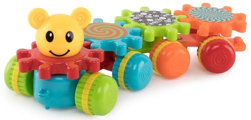 Развивающая игрушка Happy Baby Mechanix Train (4)