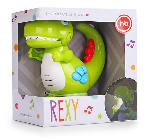 Игрушка Happy Baby динозаврик Rexy (10)
