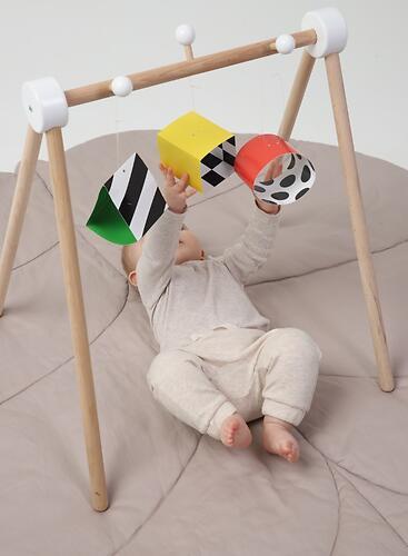 Развивающий турничок Happy Baby Toybar White (20)