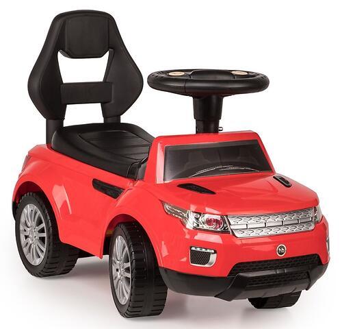 Машинка-каталка Happy Baby Jeeppy Red (7)