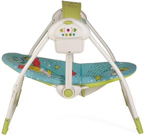 Электрокачели Happy Baby Jolly Green (11)