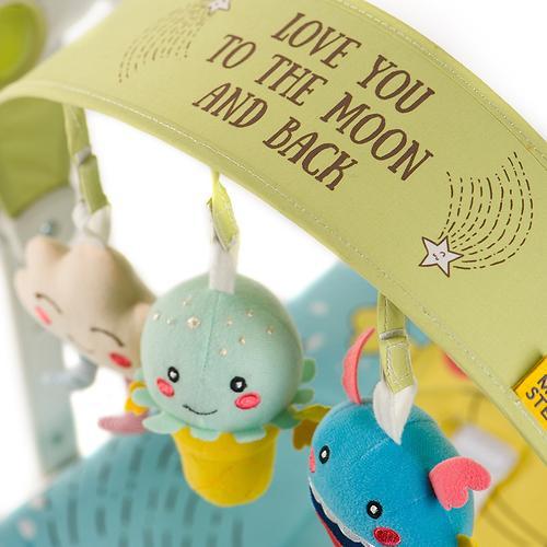 Электрокачели Happy Baby Jolly Green (14)