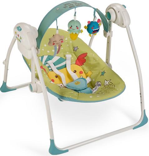 Электрокачели Happy Baby Jolly Green (9)