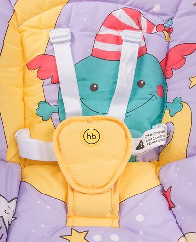 Электрокачели Happy Baby Jolly V2 Green (10)
