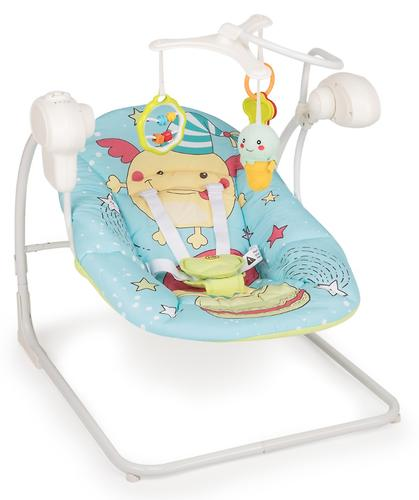 Электрокачели Happy Baby Jolly V2 Green (6)