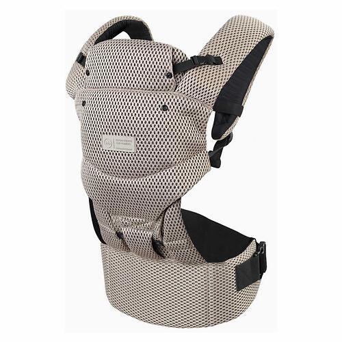 Рюкзак-переноска Happy Baby BABYTOUR 40030 Light Grey (8)